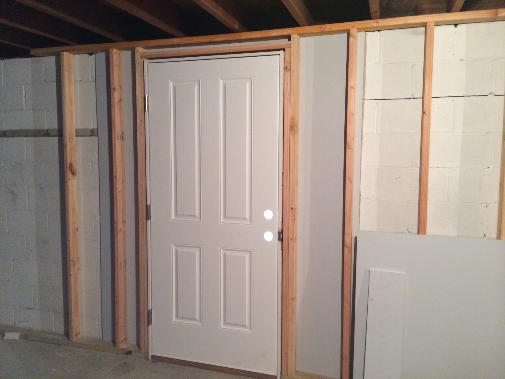 Renovation Update Doors Trim Primer And More Foam